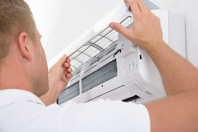 Installare condizionatore