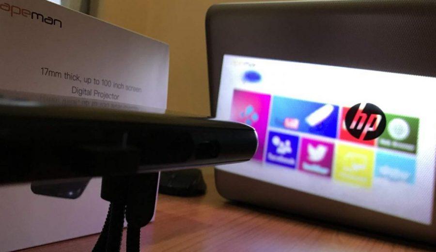 Proiettore wi-fi