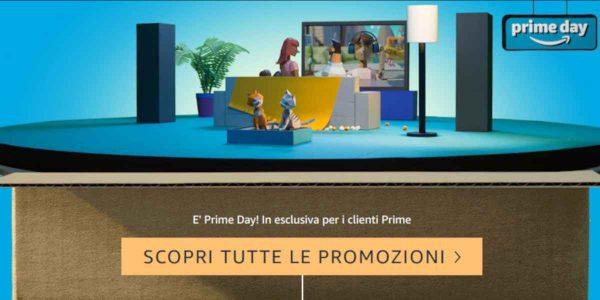 Amazon Prime Day le offerte su Smart TV e Soundbar