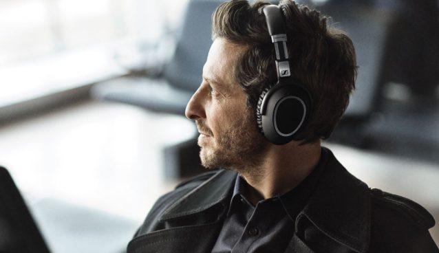 Cuffie Sennheiser PXC 550 per ascoltare sempre buona musica