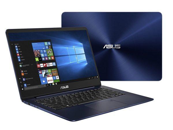 Notebook Asus con scheda Nvidia 2