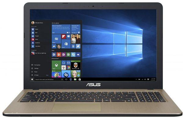 Notebook Asus con scheda Nvidia