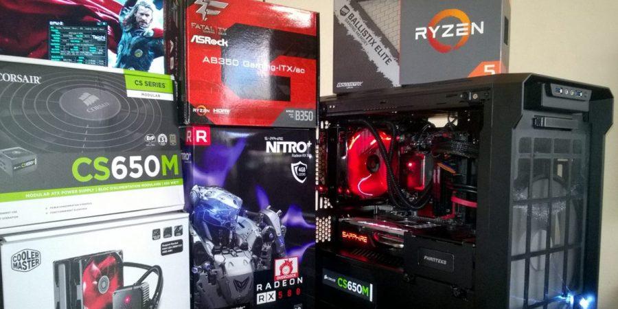 PC gaming in commercio