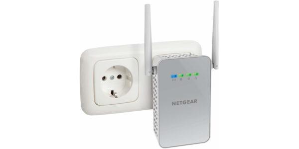 ripetitori powerline wi-fi su linea elettrica
