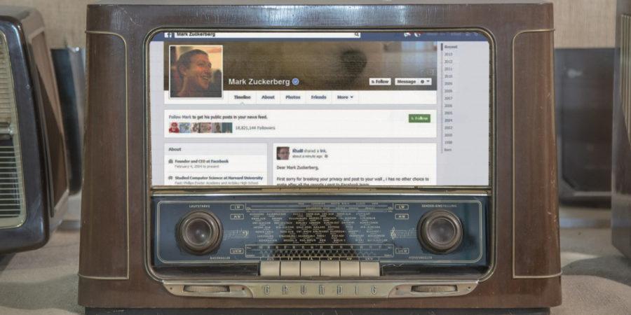 Connessione internet via radio