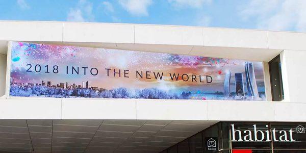 Schermi a LED per la pubblicità